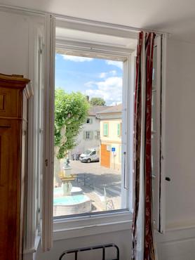 chambre double vue
