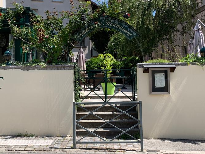 Hotel de france terrasse