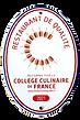 College culinaire de France, produits locaux, cuisine fait maison, terroir, restaurant responsable, cuisine française