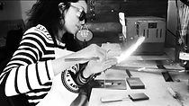Mai Akechi, glass, artist, japan, sydney, maimai glass