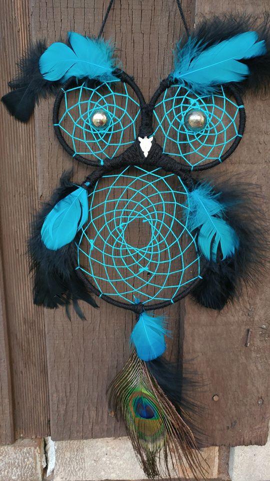 Owl - Teal