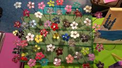 Wire Flowers