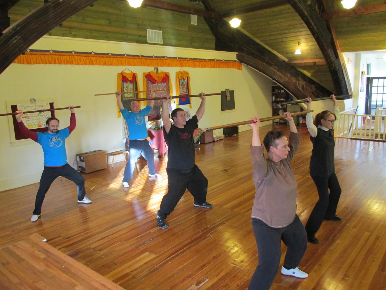 Group Staff Practice