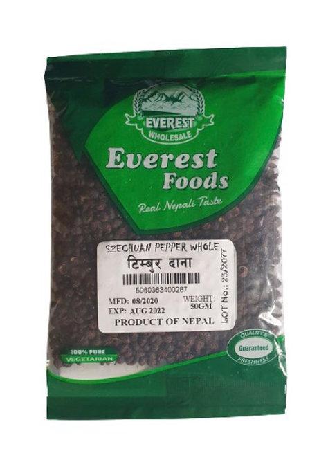 Szechuan Pepper Whole (Timur Dana) 50 g