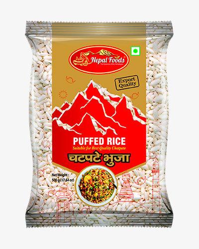 Puffed Rice (चट्पटे भुजा) 500g