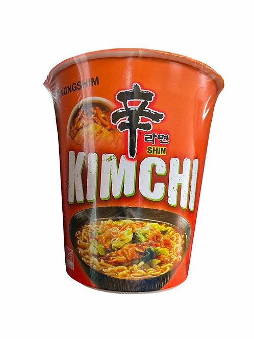 Nongshim Kimchi Ramyun Cup Noodle Soup 75g
