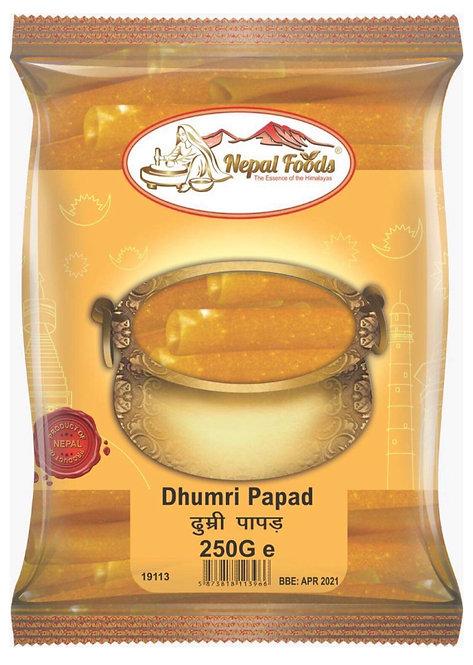 Dhumri Papad (ढुम्री पापड) 250g