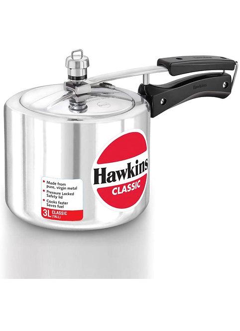 Hawkins Classic Pressure Cooker 3 ltr