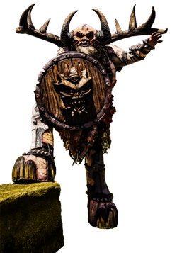 The Berserker Blothar