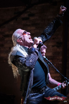Dee Snider - Night of Legends Concert