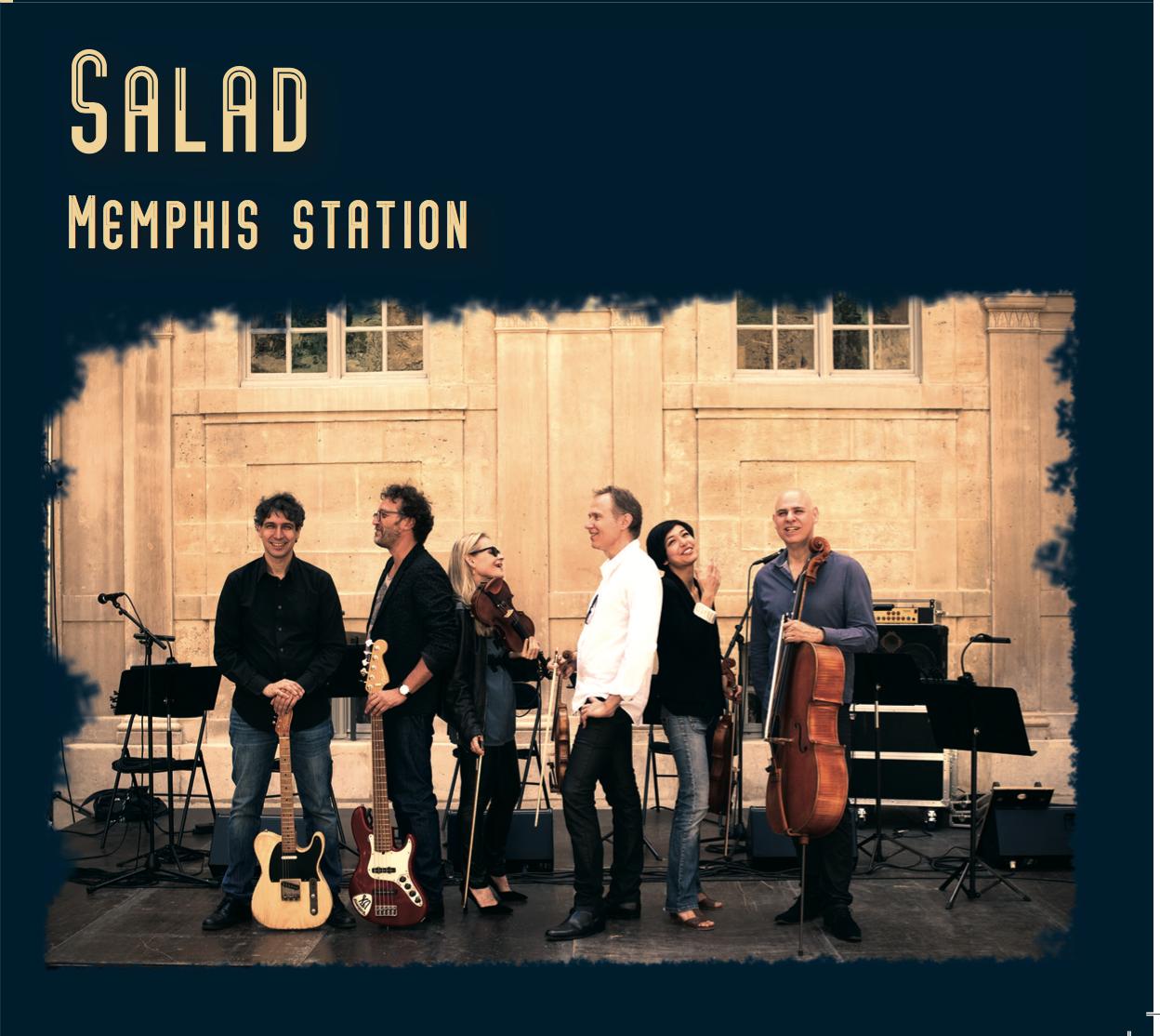 Salad - Memphis Station