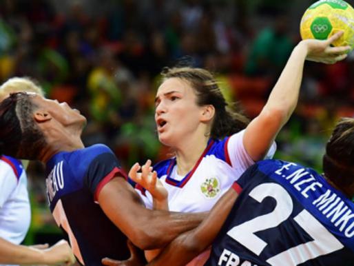 Les championnes du monde mises en échec face aux russes