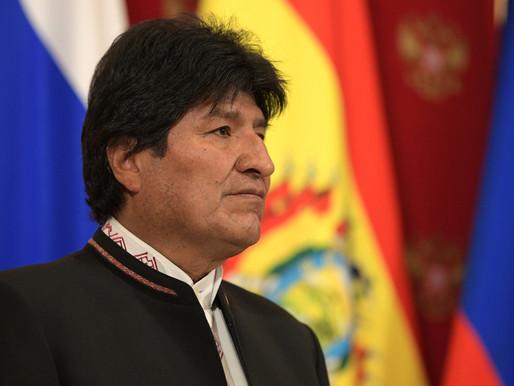 Bolivie, la fin d'une ère politique