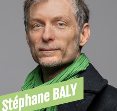 Stéphane Baly, « Prendre soin, renaturer, apaiser, accueillir et vivifier Lille »