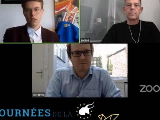 Journées de la Presse Européenne : La place de l'actualité européenne de France