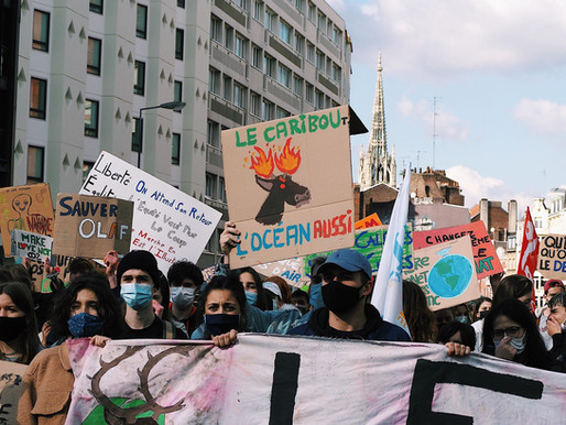 À quand la pandémie écologique ?