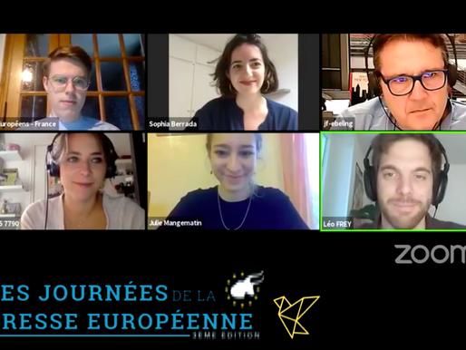 Journées de la Presse européenne: L'Europe, un truc de grand ?
