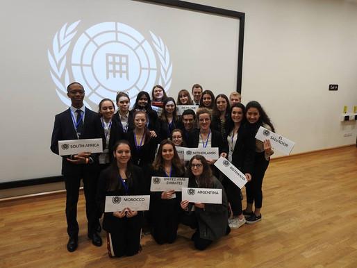 Le MUN, un premier pas dans le monde de la diplomatie