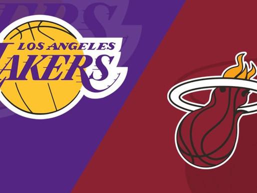 NBA Finals : les Lakers face aux Heat pour un duel au sommet