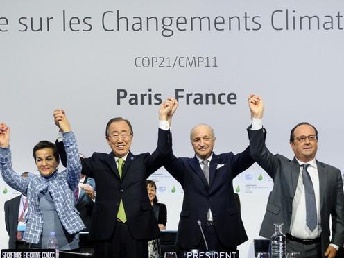 5 ans après l'enthousiasme de la COP-21 de Paris