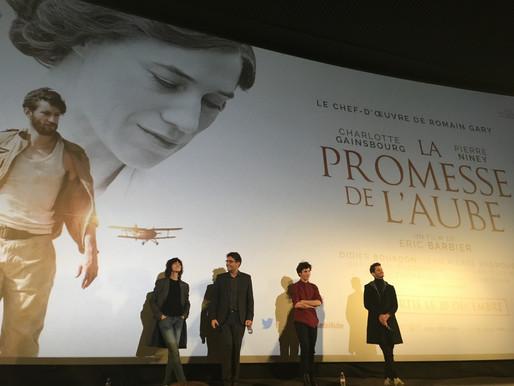 """""""La Promesse de l'Aube"""""""