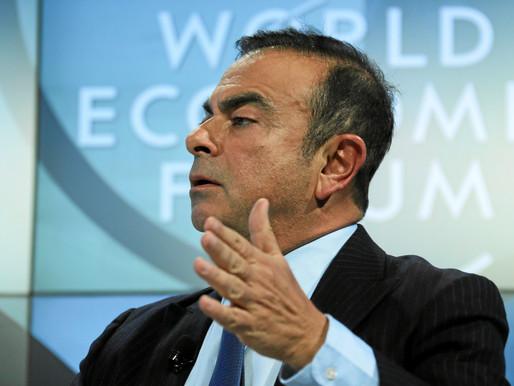 L'ex-président de Renault Nissan, Carlos Ghosn est en fuite au Liban