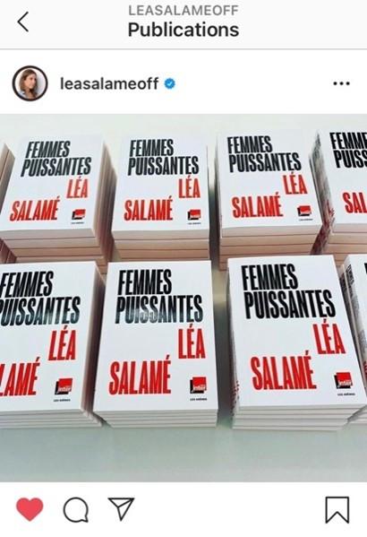 Femmes puissantes de Léa Salamé