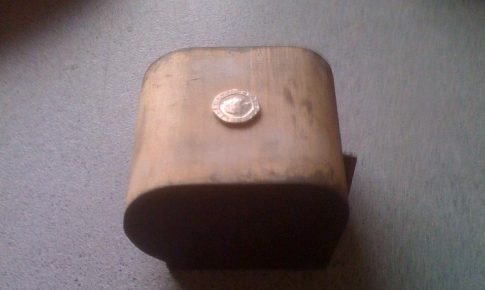 Cylinder Block (Model Train)