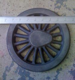 Model Train Wheel