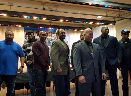 Innocence Maintained Honors New Exonerees, Proving Innocence, and Other Community Members
