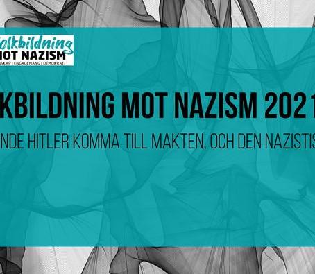 Föreläsning lördag 20/3 13.00 på Zoom