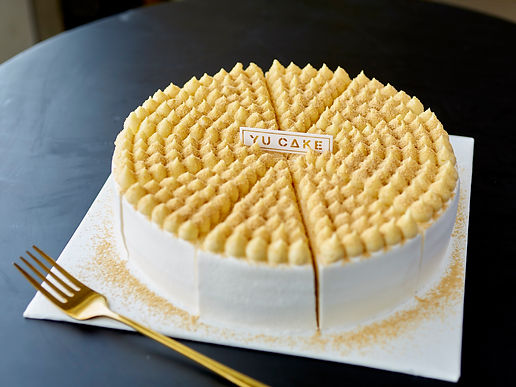 8'' Japanese Soymilk Mille Crepe Cake 8吋