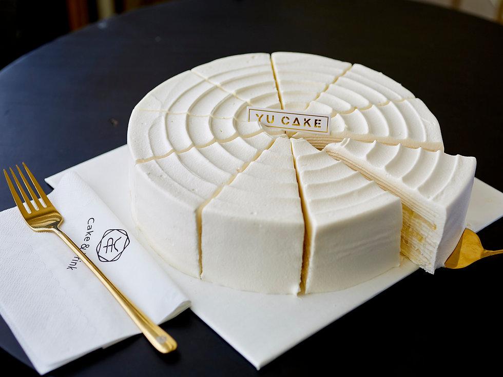 8'' Durian Mille Crepe Cake 8吋榴莲千层蛋糕.jpg