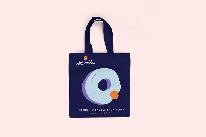 Tote Bag for Arbuckles