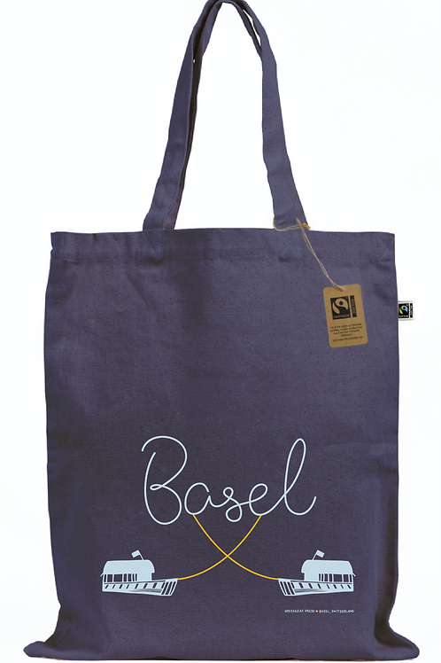 Basel Tote Bag