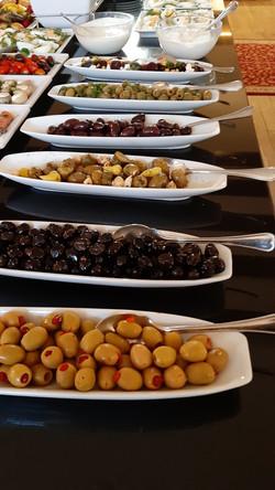 Frühstück mediterran