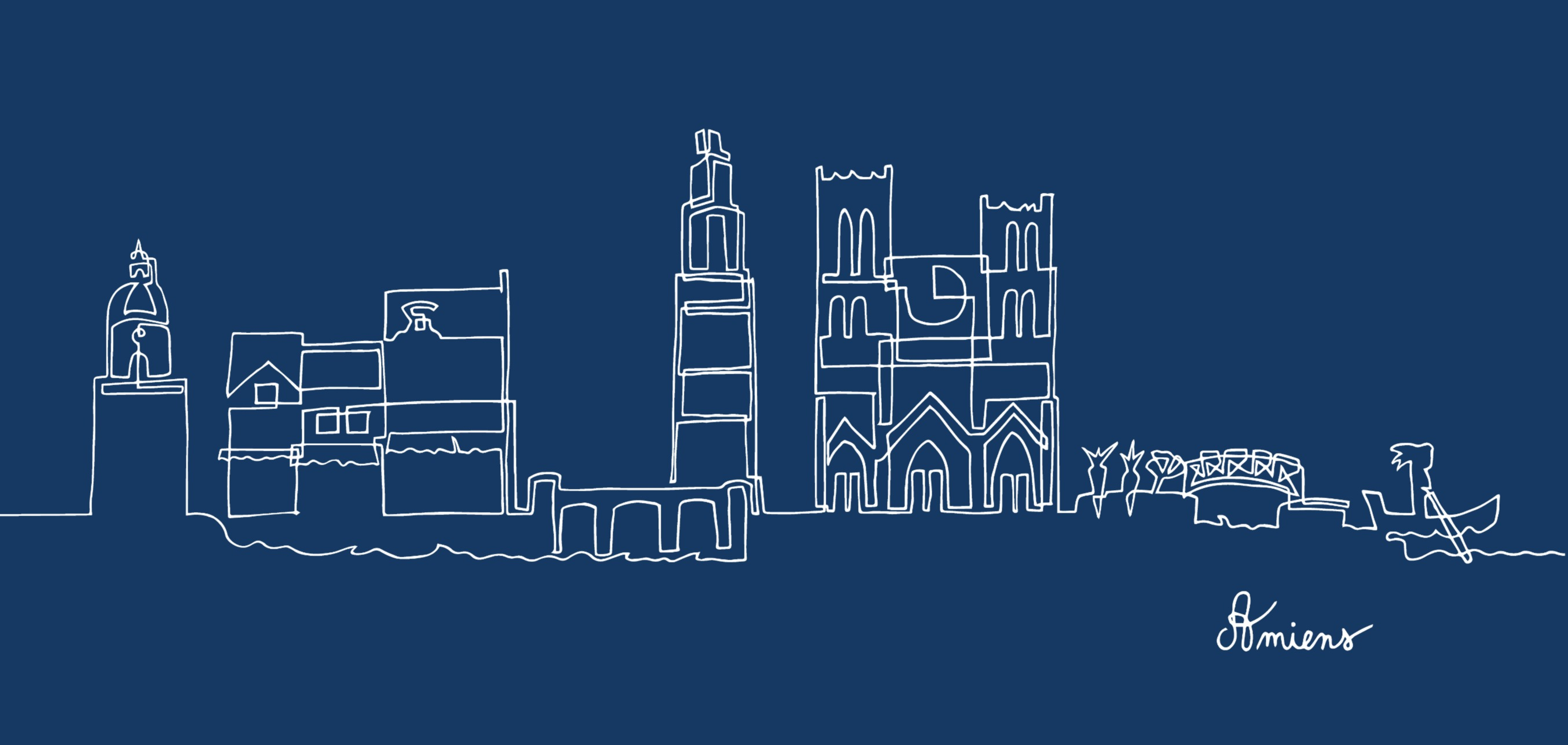 Bleu - Amiens