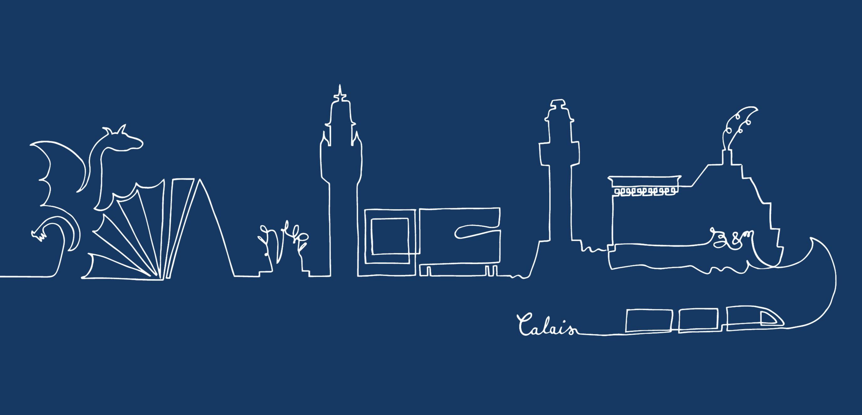 Bleu - Calais