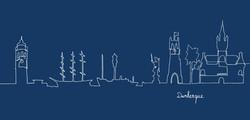 Bleu - Dunkerque