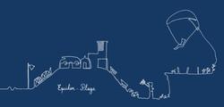 Bleu - Equihen-Plage