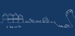 Bleu - La Pointe aux Oies