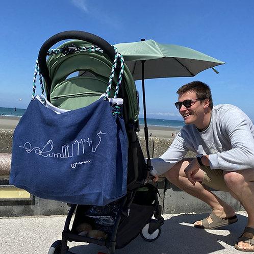 Le grand sac de plage