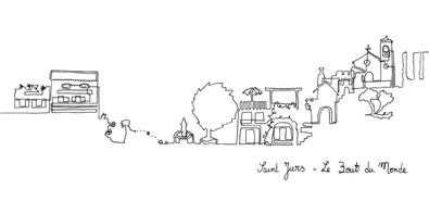 Ligne de Crête - Saint Jurs