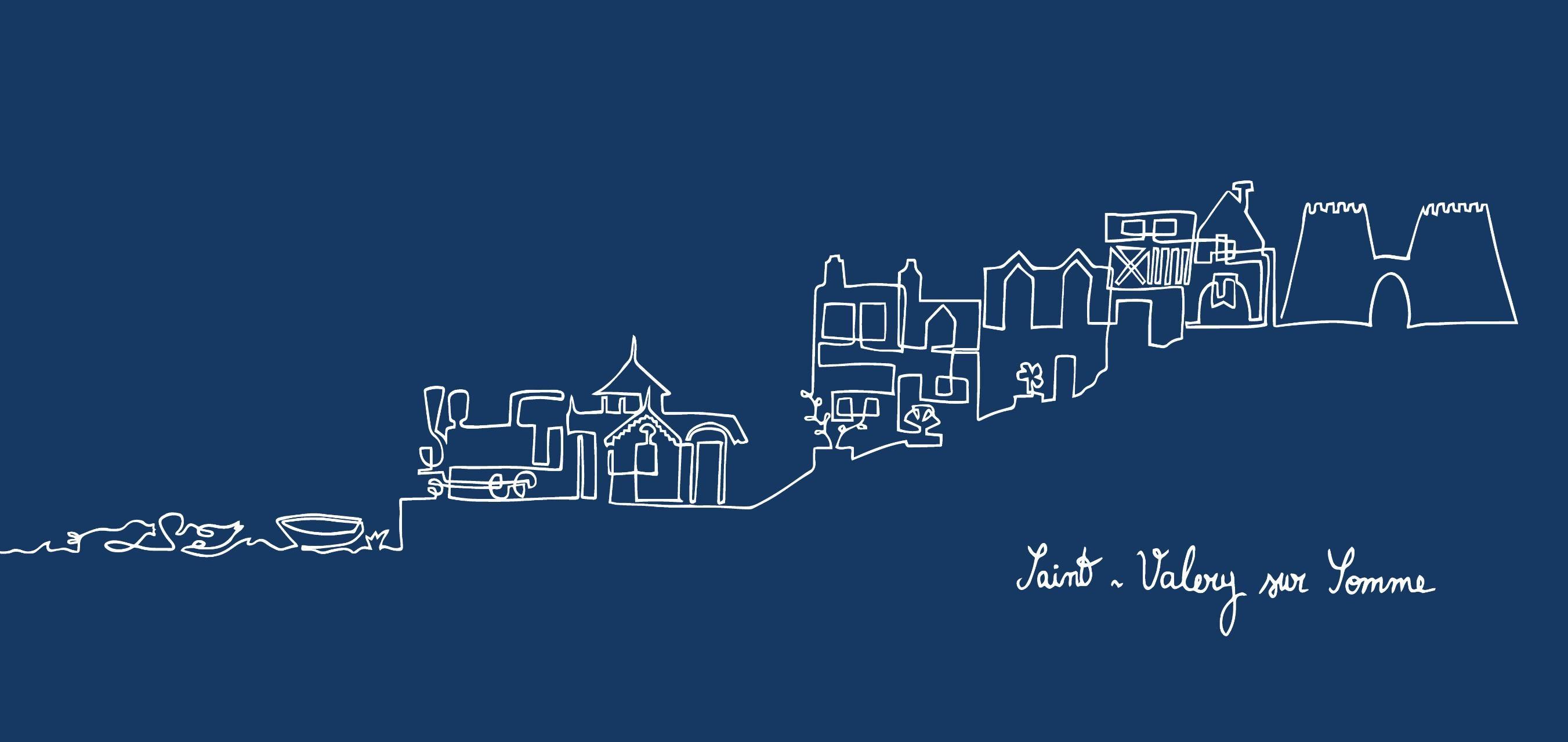 Bleu - Saint-Valery-Sur-Somme