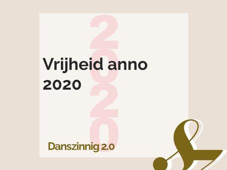 Vrijheid anno 2020