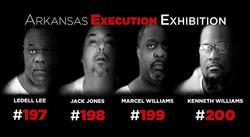 Arkansas Execution Exhibition