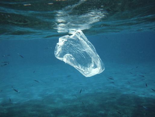 Ilhas de plástico nos oceanos
