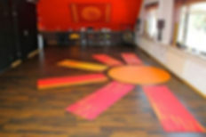 Yoga studio zaal 1