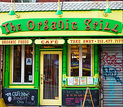 the organic grill best gluten free restaurants nyc