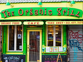 The Organic Grill Best Gluten Free Restaurants Nyc
